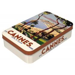 Boite à savon - Cannes - Eté hiver - PLM