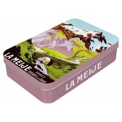 Boite à savon - Versant de La Grave - La Meije (fin de série)