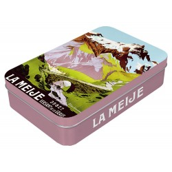 Boite à savon - Versant de La Grave - La Meije - PLM
