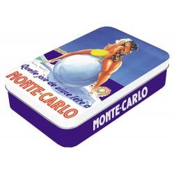 Boite à savon - Vivre l'été à Monte Carlo