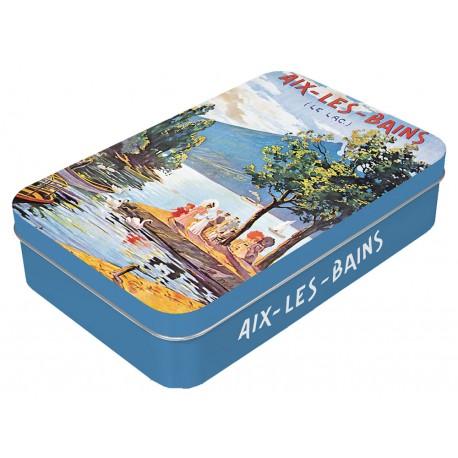Boite à savon - Paysages d'Aix-les-Bains - PLM