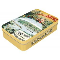 Boite à savon - Évian-les-Bains - Source Cachat
