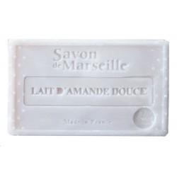 Savon - Lait d'Amande Douce - Le Chatelard