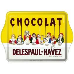 Vide-poches - Tablée d'enfants - Chocolat Delespaul-Havez