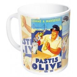 Mug - Pastis Marseille