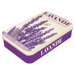 Boite à savon - Lavande - Provence