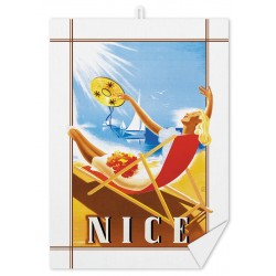 Torchon - Nice - Bronzage