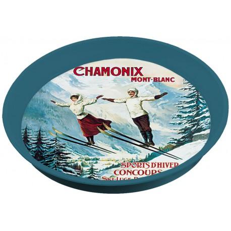 Plateau - Chamonix - Les deux sauteurs - PLM