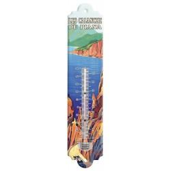 Thermomètre - Calanche de piana - Corse