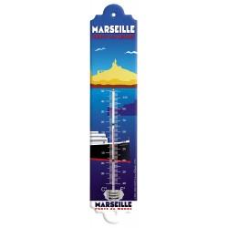 Thermomètre - Marseille Porte du Monde (fin de série)