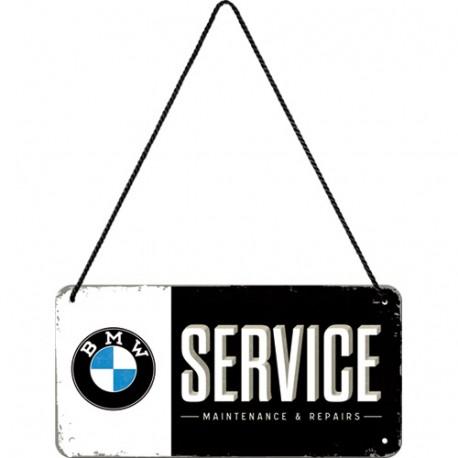 Plaque à suspendre - Service