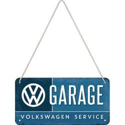 Plaque à suspendre - Garage