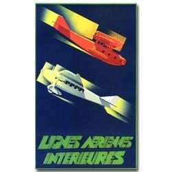 Affiche - Avions (rupture définitive)