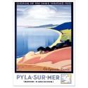 Affiche - La Dune du Pilat