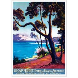 Affiche - Le Cap Ferret
