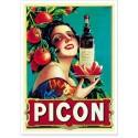 Affiche - Apéritif Picon