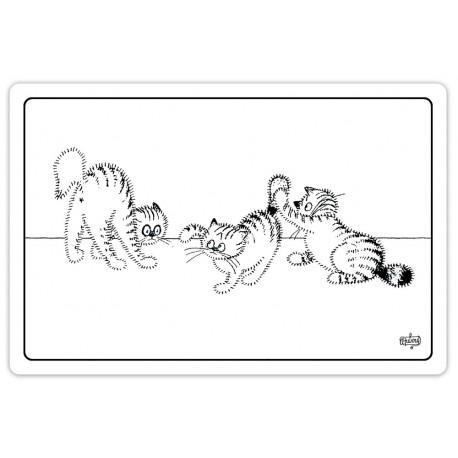 Set - Jeu de chatons - Dubout