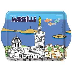 Vide-poches - Marseille Bonne Mère