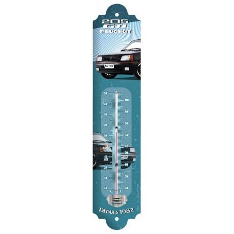 Thermomètre - 205 GTI
