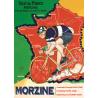 Affiche 50x70 - Tour de France à Morzine