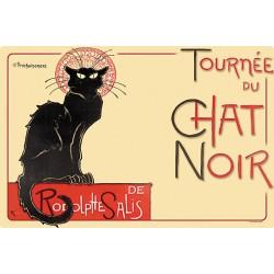 Set - Tournée du Chat noir