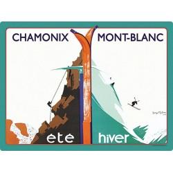 Set - Eté hiver Chamonix