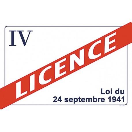 Set - Licence IV - Licence IV