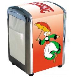 Distributeur de serviettes - Ombrelle (fin de série)
