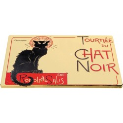 Planche à découper - Tournée du Chat noir (rupture définitive)
