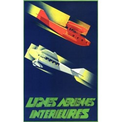 Affiche - Avions