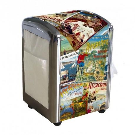 Distributeur de serviettes - Arcachon