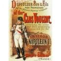 Affiche - Clos Vougeot Napoléon