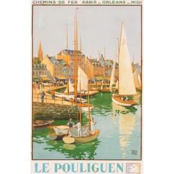 Affiche - Le Pouliguen (rupture définitive)