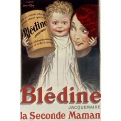 Affiche - Seconde Maman (fin de série)