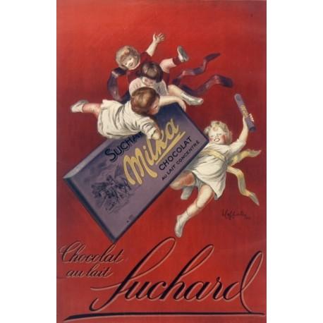 Affiche - Milka (fin de série) - Chocolat Suchard
