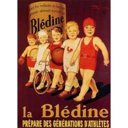 Affiche - Bébés athlètes