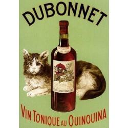 Affiche - Vin tonique au Quinquina (rupture définitive)