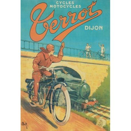 Affiche - Motocycle (fin de série) - Terrot