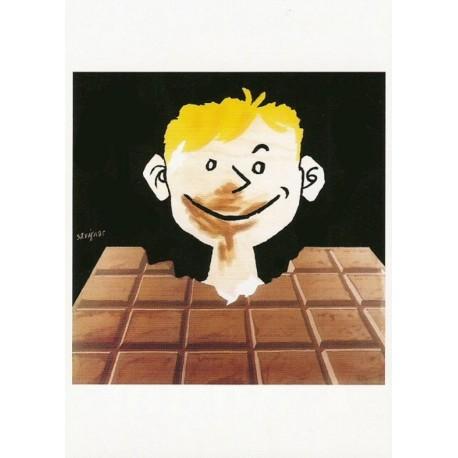 Affiche - Tablette (fin de série) - Le Chocolat