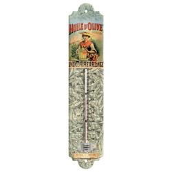 Thermomètre - Huile d'olive chapeau - Union des propriétaires de Nice