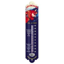 Thermomètre - Montagne - Vache qui rit