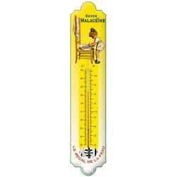 Thermomètre - Le régal de la peau - Savon Malacéïne