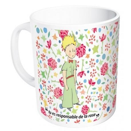 Mug - Rose (fin de série) - Le Petit Prince