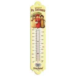 Thermomètre - Trois enfants