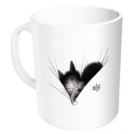 Mug - Gros dodo - Chats Dubout
