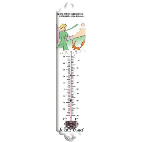 Thermomètre - Le renard - Le Petit Prince