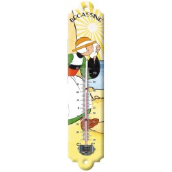 Thermomètre - Sous le soleil (fin de série)