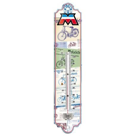 Thermomètre - Mobylette Motobécane - Motobécane