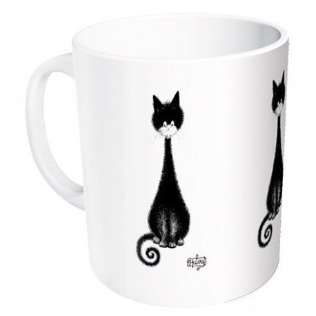Mug - Spirale - Chats Dubout