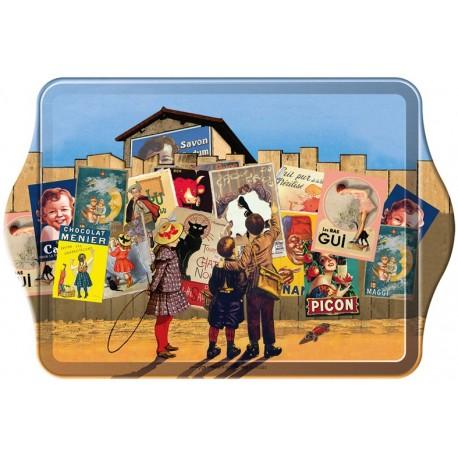 Vide-poches - Mémoire d'un mur